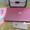 Combo case macbook màu hồng
