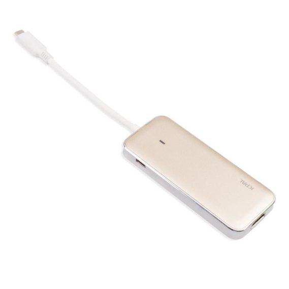 Cổng chuyển đổi USB C ra USB, HDMI