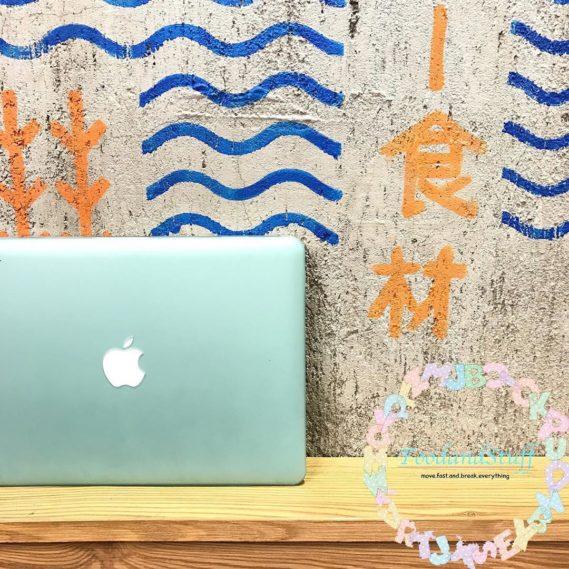 Case macbook màu mint air