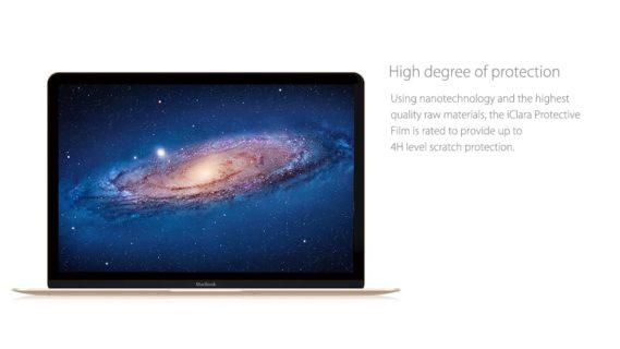Bộ dán màn hình cho macbook icara
