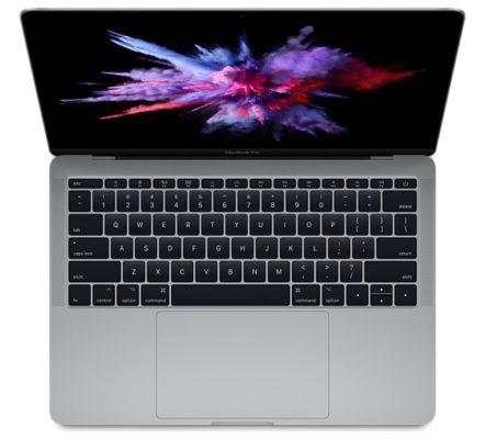 Hình ảnh về chiếc macbook pro 13 inch