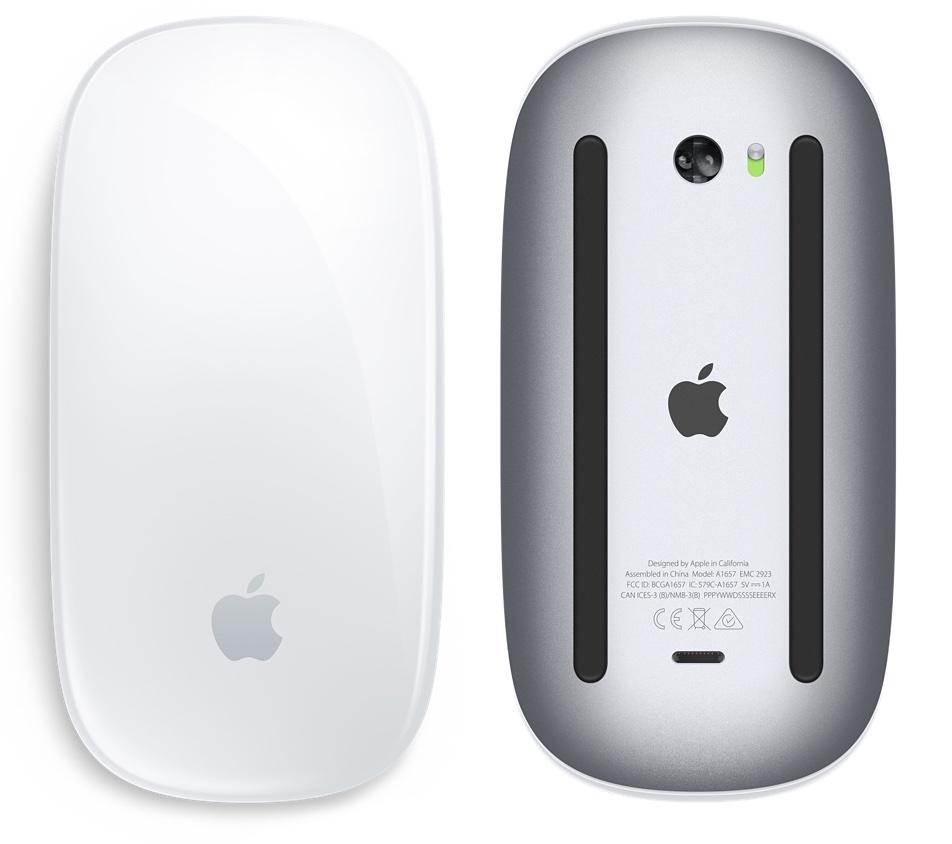 Hình ảnh về chiếc magic mouse 2