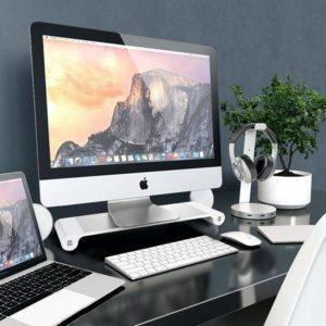 Kệ để imac macbook có ổ cắm USB