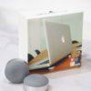 Coolball tản nhiệt cho Macbook ảnh thật