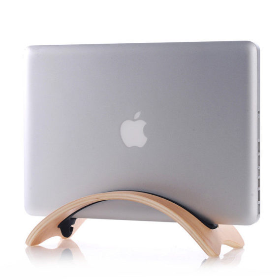 Stand Gỗ cho Macbook air