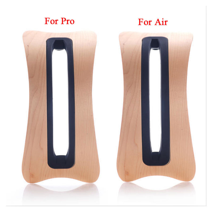Stand Gỗ cho Macbook pro vs air