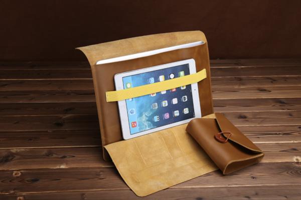 Có thể bỏ kèm 1 chiếc ipad như thế này