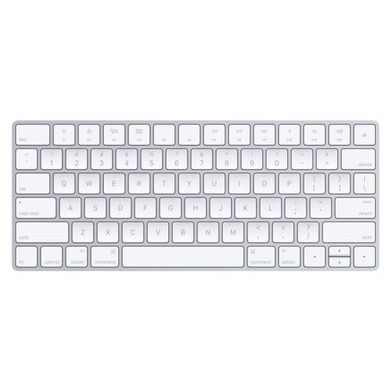 Bàn phím Apple Magic Keyboard 2 Trước