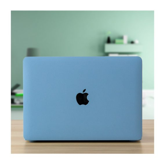 Case macbook pastel xanh dương
