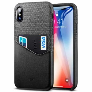 Case iphone ESR Đen Đứng