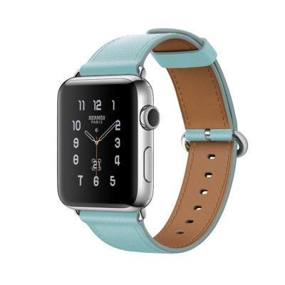 Dây Đeo Da Jinya Fresh Leather Cho Apple Watch