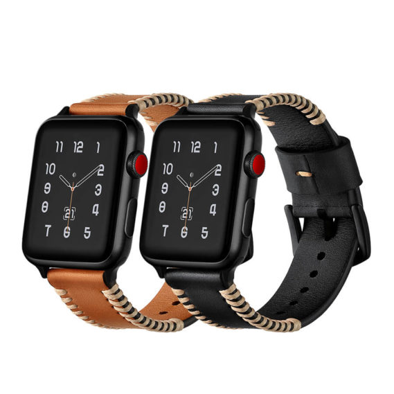 Dây Đeo Da Jinya Style Cho Apple Watch