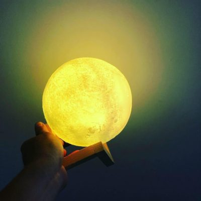 Đèn Led Thông Minh Mặt Trăng
