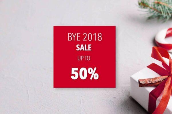 Ảnh nền về chiến dịch sale cuối năm
