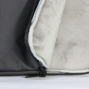 Túi chống sốc jinya vogue màu đen trong
