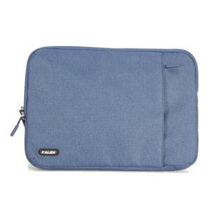 Túi chống sốc kalidi màu xanh mặt trước