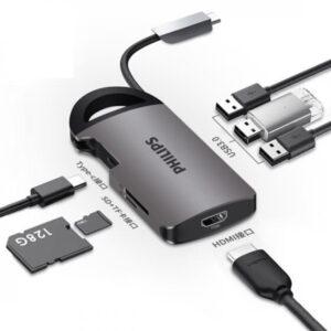 Hub USB Type C
